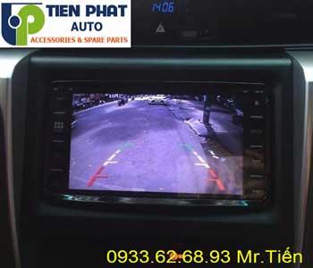 Chuyên: Màn Hình DVD Cho Toyota Fortuner 2016 Tại Huyện Hóc Môn