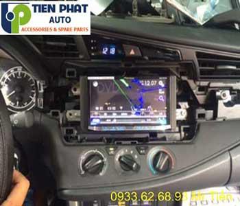 Chuyên: Màn Hình DVD Cho Toyota Innova 2015 Tại Huyện Bình Chánh