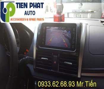 Chuyên: Màn Hình DVD Cho Toyota Vios 2017 Tại Huyện Bình Chánh