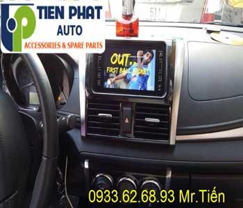 Chuyên: Màn Hình DVD Cho Toyota Vios 2017 Tại Quận Bình Thạnh