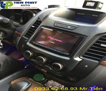 Chuyên: Màn Hình DVD Winca S160 Cho Ford Ranger 2014 Tại Quận 8