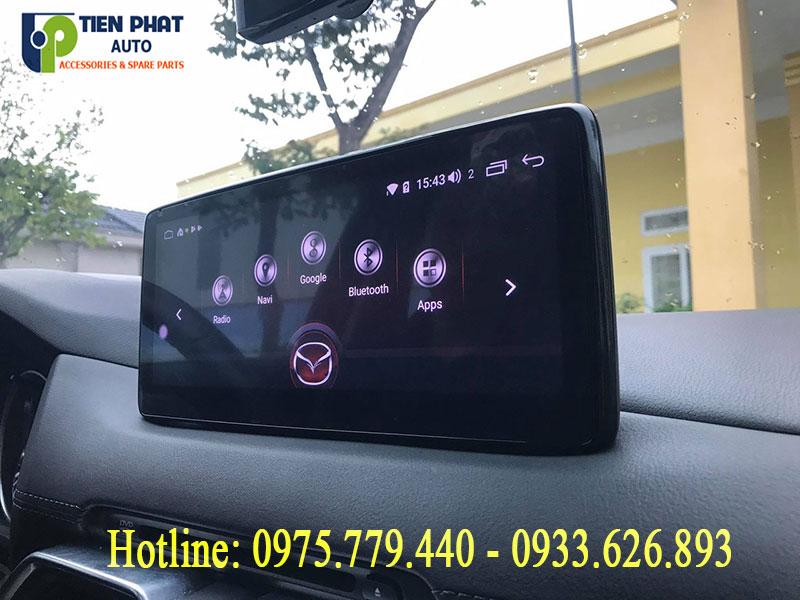 Giới Thiệu Màn Hình DVD Android Cho Mazda CX-5| Chính Hãng 100%