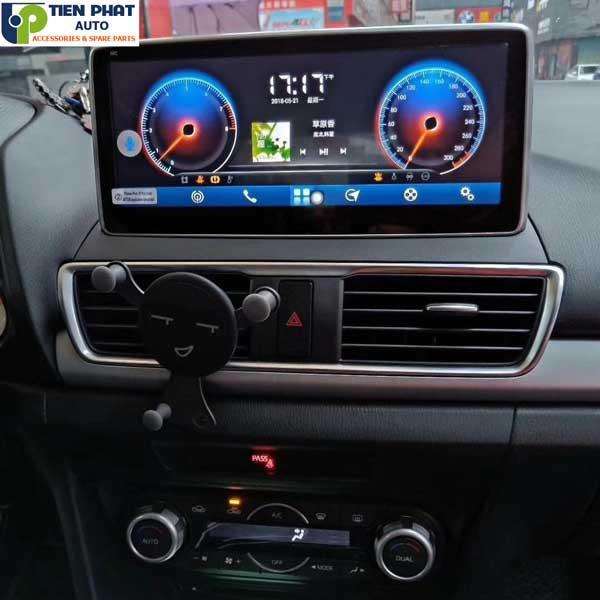 Lắp Đặt Màn Hình  Dvd Android Cho Kia Sorento 2012