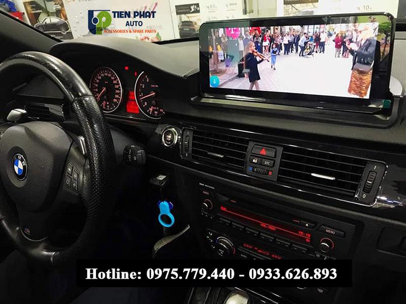Lắp Đặt Màn Hình Dựng Cho Xe BMW 320i| Tiến Phát Auto