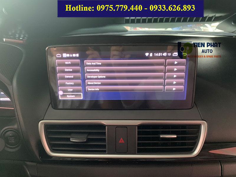 Lắp Đặt Màn Hình DVD Tốt Nhất Cho Mazda 3| Tiến Phát Auto