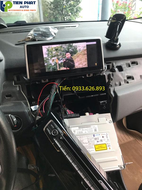 LẮP DVD CHO BMW 218i 2016 CẮM SIM 4G PHÁT WIFI
