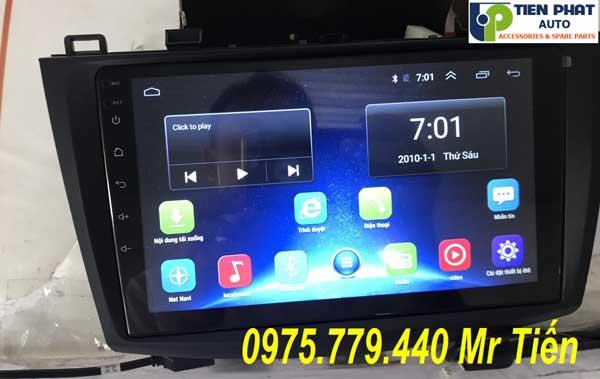 lợi Ích Khi Lắp Màn Hình DVD Android Cho Mazda 3S Có Sim 4G Tại Tiến Phát AuTo