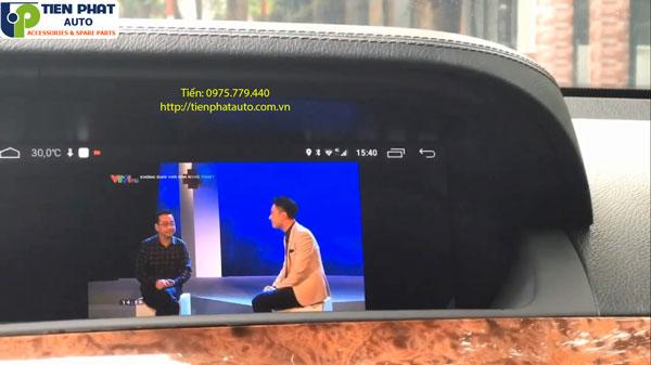 MÀN HÌNH DVD ANDROID 4G CHO MERCEDES E250