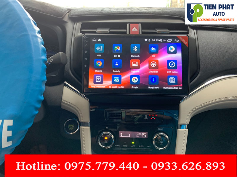 Màn Hình DVD Android 9.0 Oled Pro Cao Cấp Nhất Hiện Nay Cho Toyota Rush| Tienphatauto.com.vn