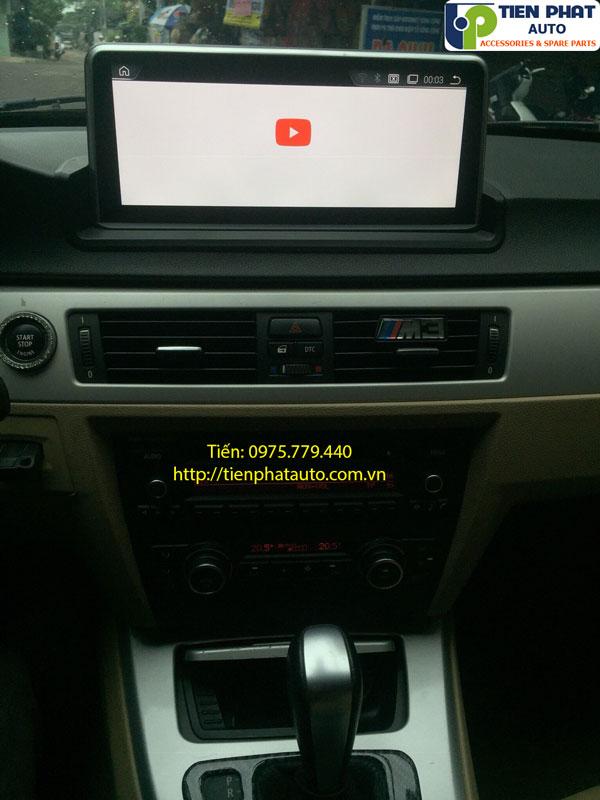 MÀN HÌNH DVD ANDROID CHO BMW 320i