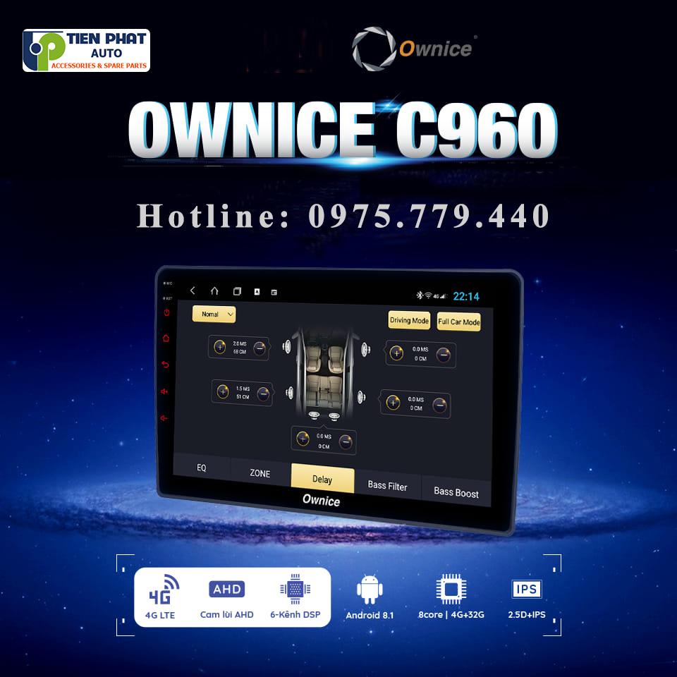 Màn Hình DVD Android Ownice C960