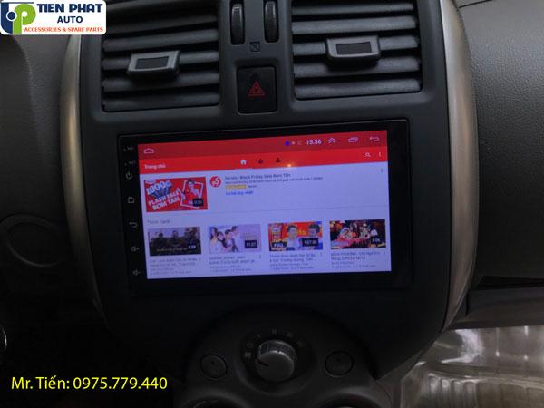 Màn hình DVD Android xe Nissan Sunny uy tín – chất lượng tại TP.HCM