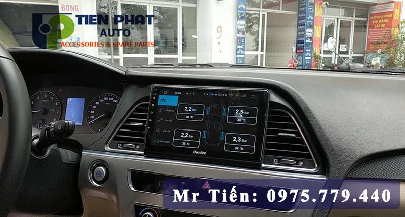 Màn Hình DVD Ownice C800 Cho Xe Huyndai Sonata 2015-2019